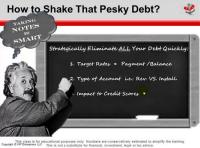 Eliminating Mortgage Debt