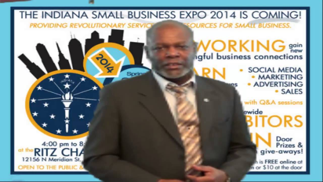 Indiana Small Business Expo 2014