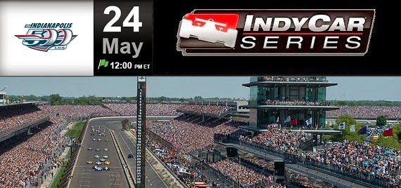 Indianapolis 500 May 2015.. A Day at the Track